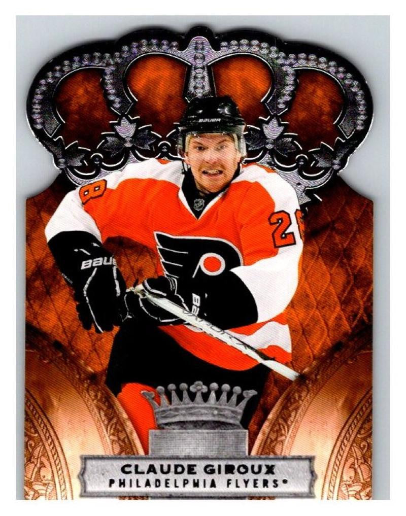 2010-11 Crown Royale #73 Claude Giroux NM-MT Hockey NHL Flyers