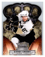 2010-11 Crown Royale #79 Sidney Crosby NM-MT Hockey NHL Penguins
