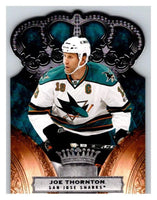 2010-11 Crown Royale #81 Joe Thornton NM-MT Hockey NHL Sharks