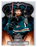 2010-11 Crown Royale #83 Dany Heatley NM-MT Hockey NHL Sharks