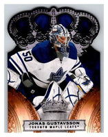 2010-11 Crown Royale #91 Jonas Gustavsson NM-MT Hockey NHL Maple Leafs