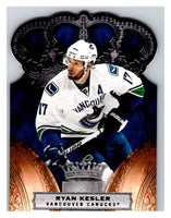 2010-11 Crown Royale #94 Ryan Kesler NM-MT Hockey NHL Canucks