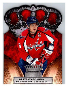 2010-11 Crown Royale #97 Alex Ovechkin NM-MT Hockey NHL Capitals