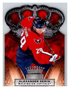 2010-11 Crown Royale #98 Alexander Semin NM-MT Hockey NHL Capitals