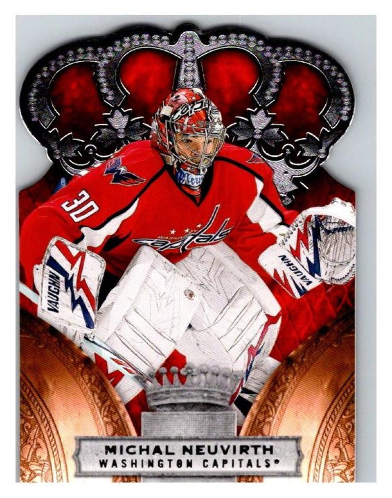 2010-11 Crown Royale #100 Michal Neuvirth NM-MT Hockey NHL Capitals