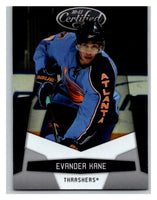 2010-11 Certified #6 Evander Kane NM-MT Hockey NHL Thrashers