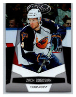 2010-11 Certified #7 Zach Bogosian NM-MT Hockey NHL Thrashers