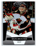 2010-11 Certified #73 Niklas Backstrom NM-MT Hockey NHL Wild