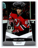2010-11 Certified #89 Andy Greene NM-MT Hockey NHL NJ Devils