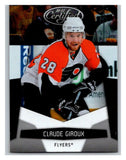 2010-11 Certified #108 Claude Giroux NM-MT Hockey NHL Flyers