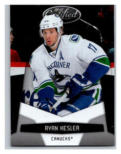2010-11 Certified #143 Ryan Kesler NM-MT Hockey NHL Canucks