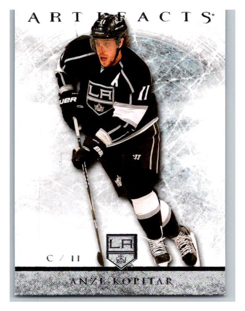 2012-13 Artifacts #3 Anze Kopitar NM-MT Hockey NHL Kings