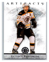 2012-13 Artifacts #70 Patrice Bergeron NM-MT Hockey NHL Bruins