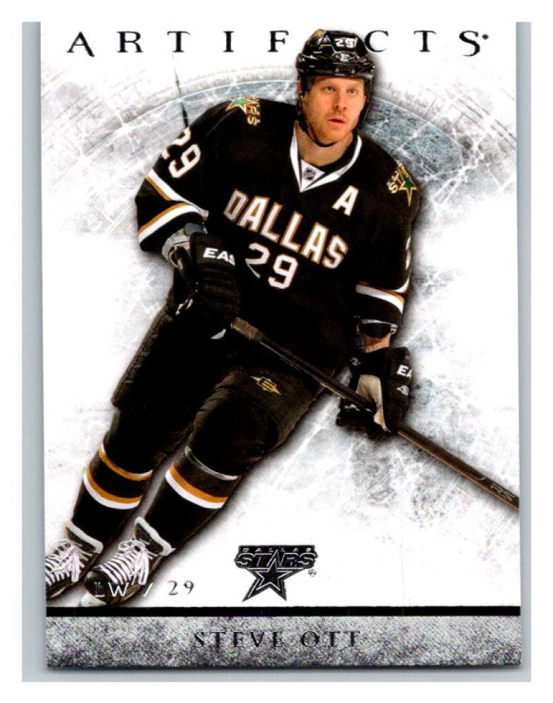 2012-13 Artifacts #88 Steve Ott NM-MT Hockey NHL Stars