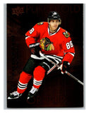 2016-17 Tim Hortons Pure Gold #PG-4 Patrick Kane NM-MT Hockey Blackhawks 02705