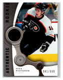 2005 Game Used #115 Mike Richards NM-MT Hockey NHL RC Rookie 941/999 02711