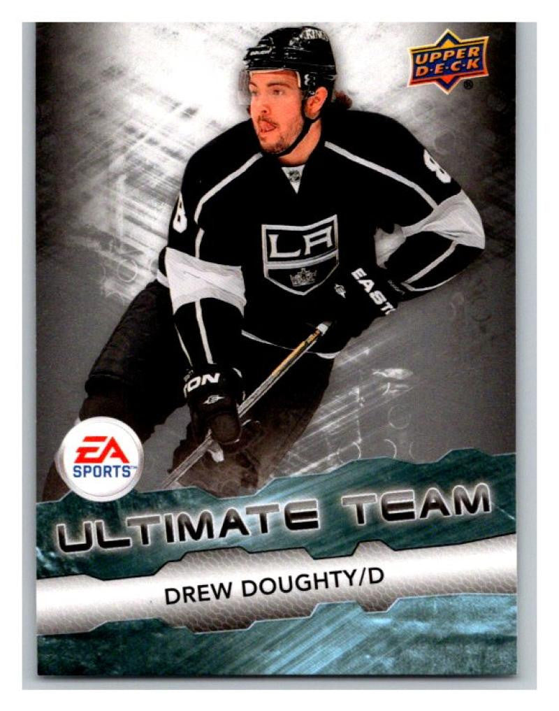2011-12 Upper Deck EA Ultimate Team #EA2 Drew Doughty NM-MT Hockey  Kings 02717