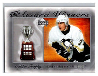 2007-08 Upper Deck NHL Award Winners #AW4 Evgeni Malkin NM-MT Hockey NHL 02721