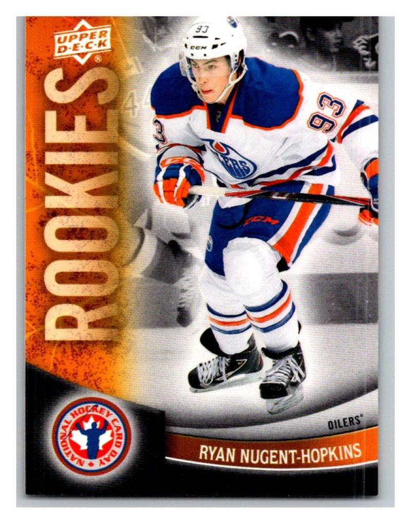 2011-12 Hockey Card Day #2 Ryan Nugent-Hopkins Canada NM-MT Hockey NHL 02722