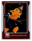 2011-12 Elite Red Die Cut Aspirations #147 Shea Weber NM-MT Hockey NHL 02734