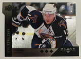 2009 Black Diamond Horizontal Perimeter Die-Cut #BD1 Ilya Kovalchuk NM-MT 02738