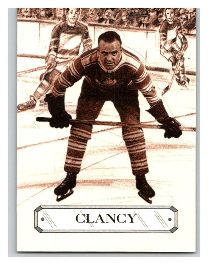 1994-95 Parkhurst Missing Link Pop-Ups #P4 King Clancy NM-MT Hockey NHL 02767