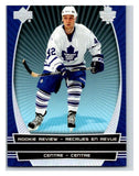 2006-07 Upper Deck Rookie Review #RR1 Kyle Wellwood NM-MT Hockey 02772