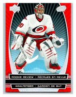 2006-07 Upper Deck Rookie Review #RR15 Cam Ward NM-MT Hockey NHL 02785