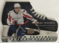 2008-09 McDonald's Speed Skaters #SS9 Alexander Ovechkin NM-MT Hockey NHL 02786