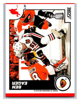 (HCW) 2010-11 Score Glossy #59 Ben Eager Thrashers Mint