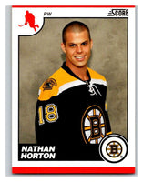(HCW) 2010-11 Score Glossy #71 Nathan Horton Bruins Mint