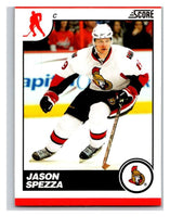 (HCW) 2010-11 Score Glossy #336 Jason Spezza Senators Mint
