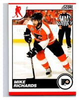 (HCW) 2010-11 Score Glossy #351 Mike Richards Flyers Mint