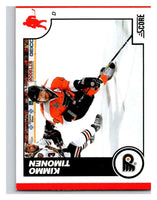(HCW) 2010-11 Score Glossy #356 Kimmo Timonen Flyers Mint