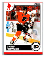 (HCW) 2010-11 Score Glossy #363 Chris Pronger Flyers Mint