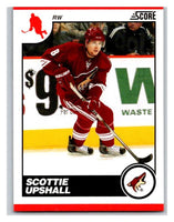 (HCW) 2010-11 Score Glossy #370 Scottie Upshall Coyotes Mint