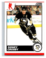 (HCW) 2010-11 Score Glossy #382 Sidney Crosby Penguins Mint