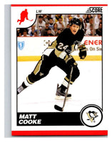 (HCW) 2010-11 Score Glossy #389 Matt Cooke Penguins Mint