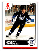 (HCW) 2010-11 Score Glossy #426 Vincent Lecavalier Lightning Mint