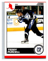 (HCW) 2010-11 Score Glossy #432 Teddy Purcell Lightning Mint