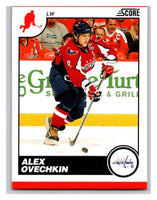 (HCW) 2010-11 Score Glossy #471 Alex Ovechkin Capitals Mint