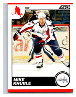 (HCW) 2010-11 Score Glossy #474 Mike Knuble Capitals Mint