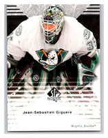 2003-04 SP Authentic #1 Jean-Sebastien Giguere Mint