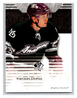 2003-04 SP Authentic #3 Stanislav Chistov Mint