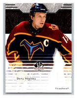 2003-04 SP Authentic #4 Dany Heatley Mint