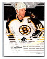 2003-04 SP Authentic #7 Joe Thornton Mint