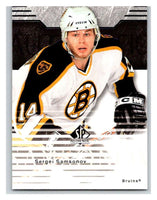 2003-04 SP Authentic #8 Sergei Samsonov Mint