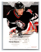 2003-04 SP Authentic #10 Daniel Briere Mint
