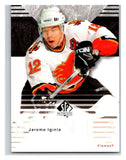 2003-04 SP Authentic #12 Jarome Iginla Mint