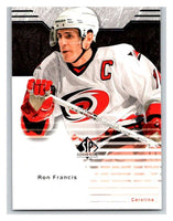 2003-04 SP Authentic #15 Ron Francis Mint